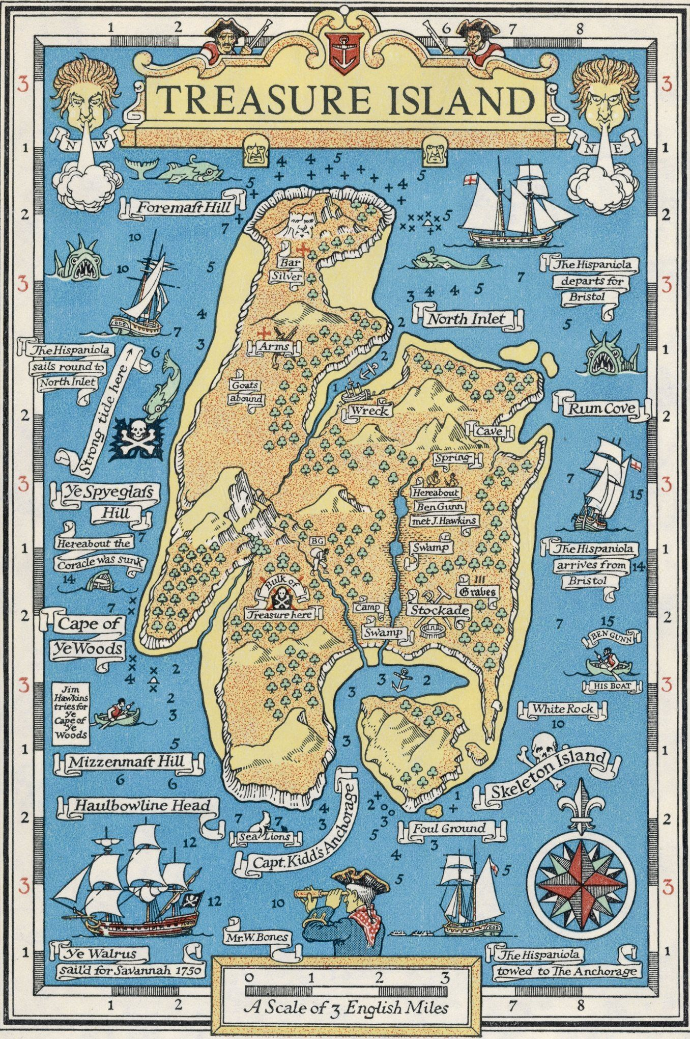 Y2 Treasure Island