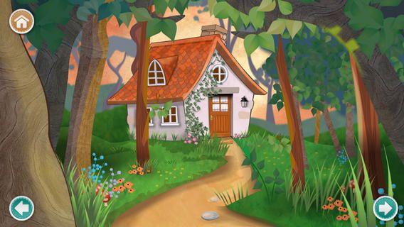 FS2 Three Bear's Cottage
