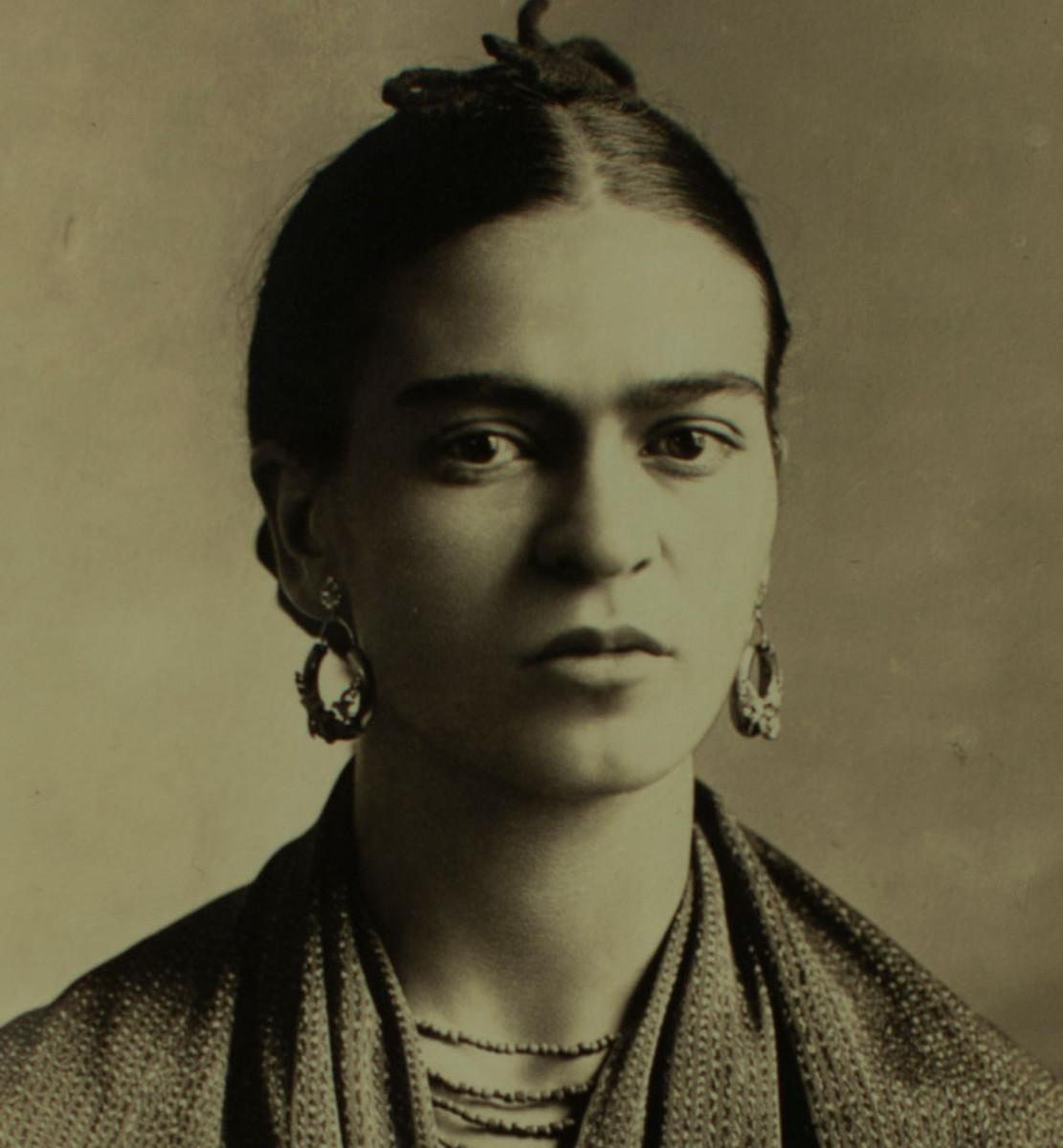 Y5 Frida Kahlo