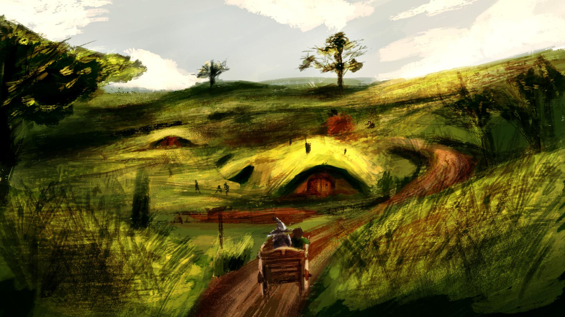 Y6 The Shire